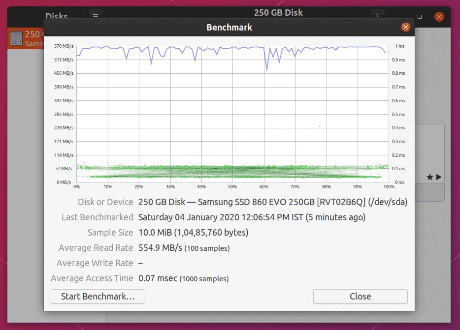 USB Speed Test