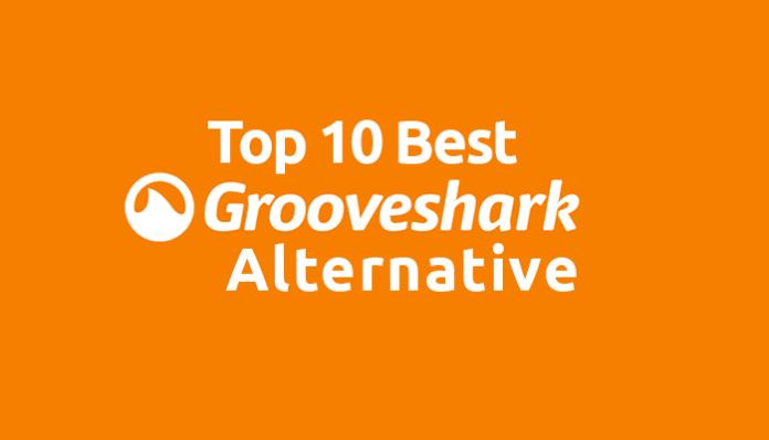 websites like grooveshark