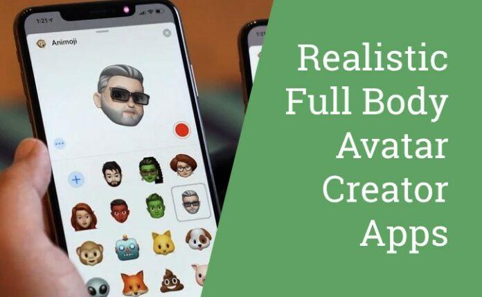 full body avatar creator