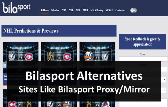 Bilasport Alternatives