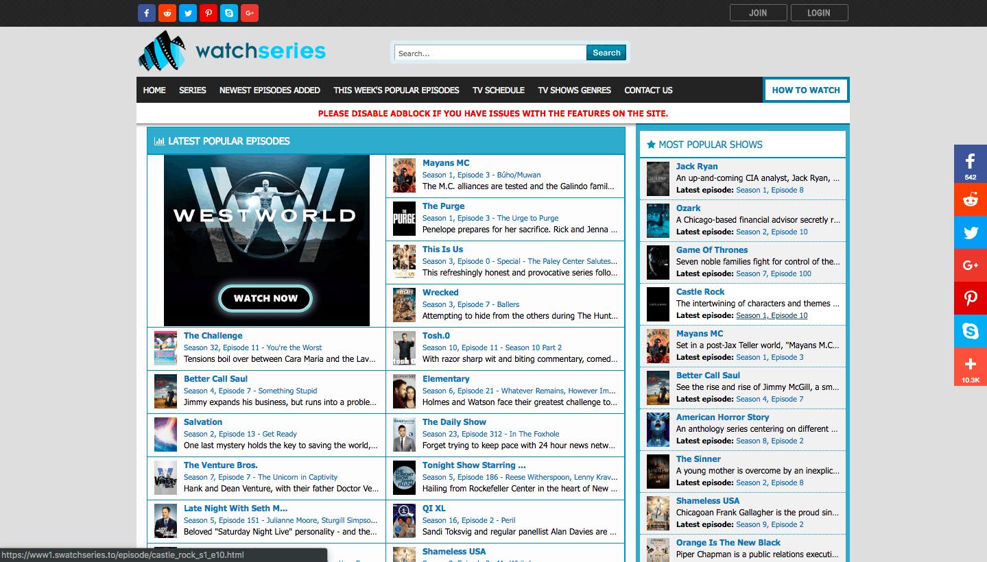 WatchSeries