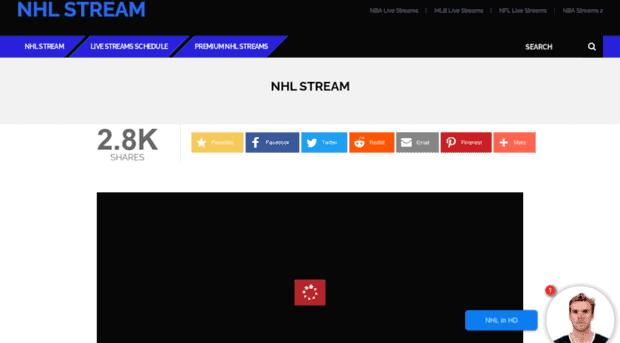 Nhlstream.net