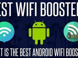 WiFi Booster App