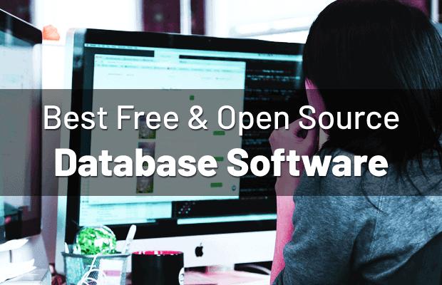 best database software